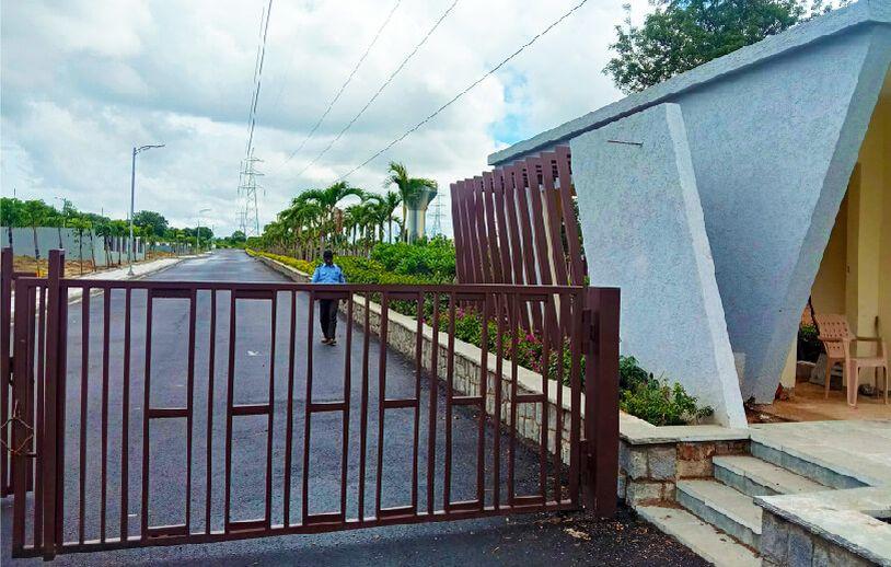Premium Gated Community Open Plots for Sale in Patancheru, Hyderabad at Sterlings Aster Meadows