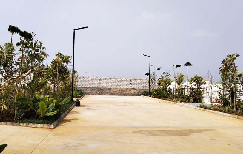 Open Plots in Hyderabad at Sterlings Palm Retreat
