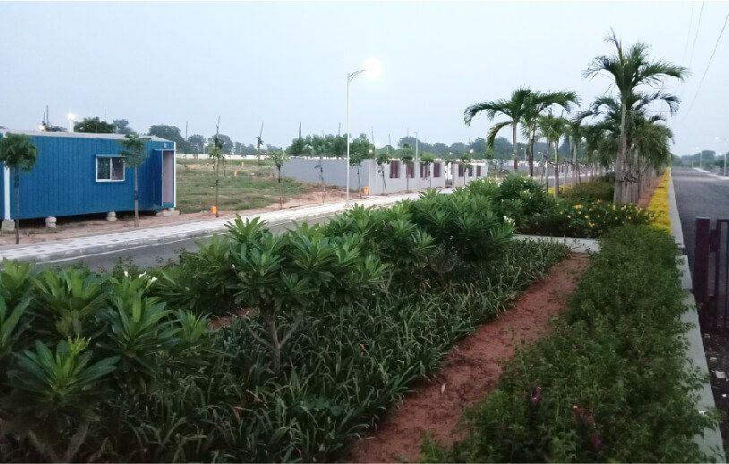 Open Plots in Bhanur Hyderabad - Sterling Aster Meadows Hyderabad