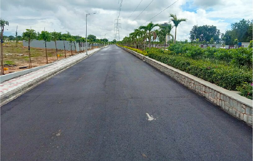 Open Plots in Hyderabad at Sterlings Aster Meadows