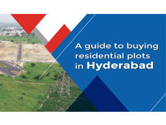 Guide to buy residential plots in Hyderabad