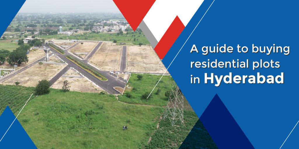 Buy Residential Plots in Hyderabad