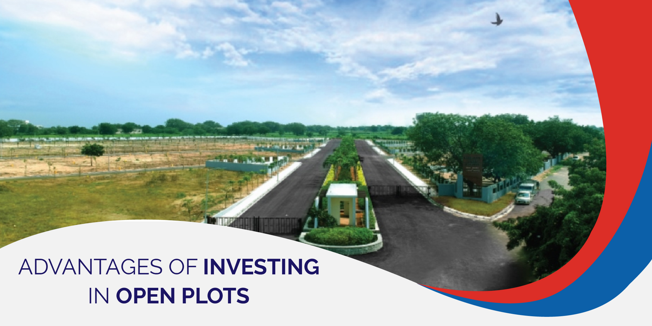 Advantages of investing in Plots