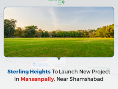 Sterling Heights Mansanpally, near Shamshabad