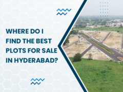 Where do I find the best plots for sale in Hyderabad