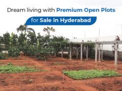 Premium Open Plots for Sale in Hyderabad